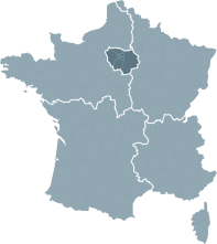 Réalisations de la region Ile De France