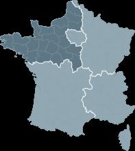 Réalisations de la région Nord-Ouest